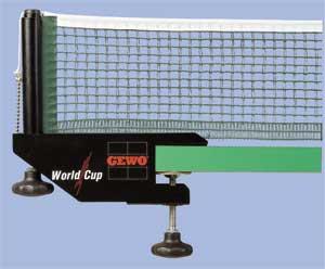 Table Tennis Net: Gewo World Cup Netset