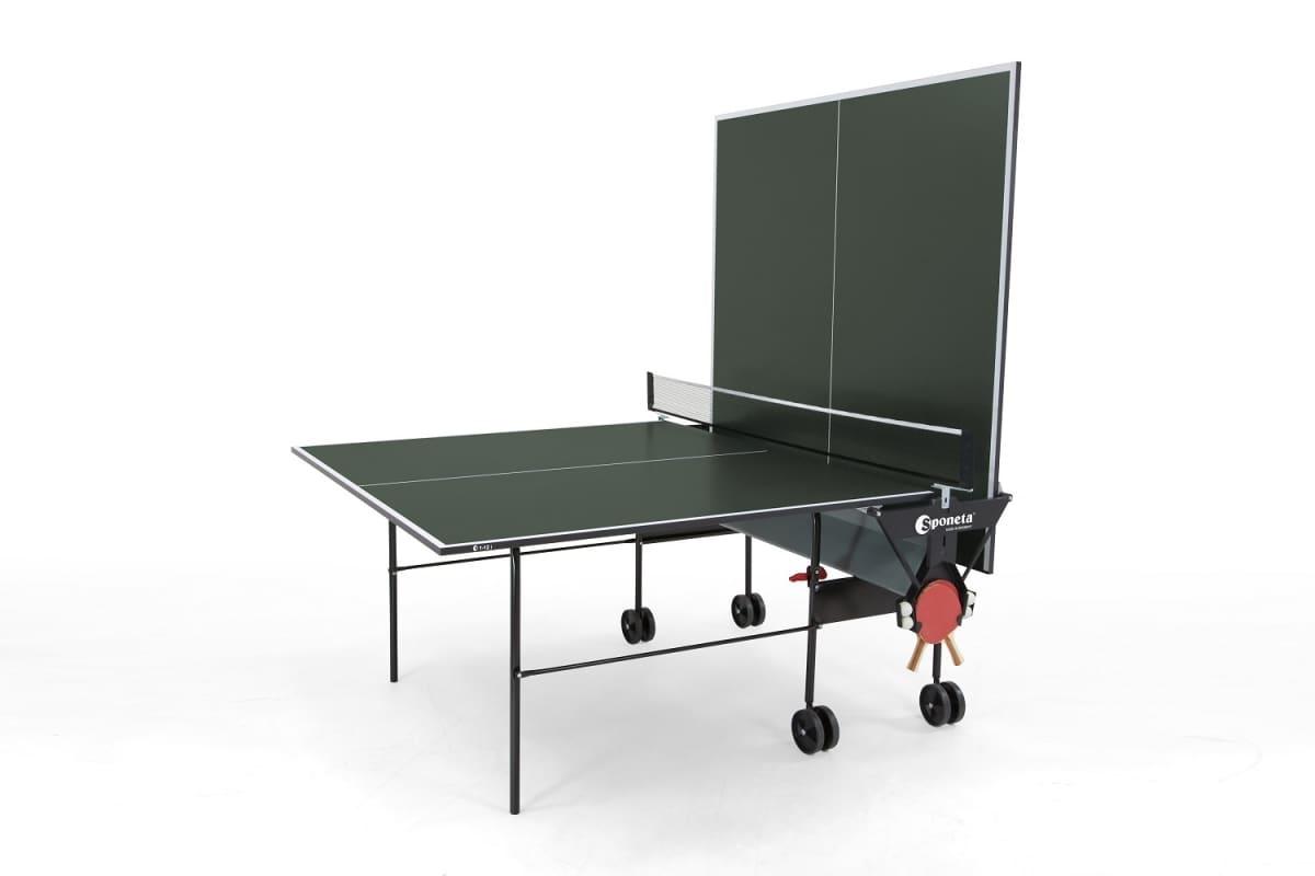Thorntons table tennistable tennis table sponeta hobbyline playback indoor s1 12i - Sponeta table tennis table ...