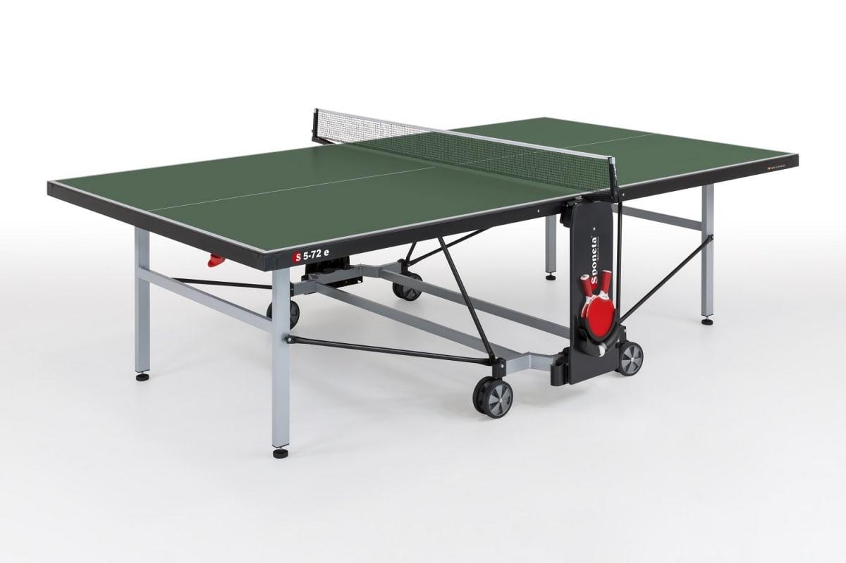 Thorntons table tennis table tennis table sponeta deluxe compact outdoor s5 72e - Sponeta table tennis table ...