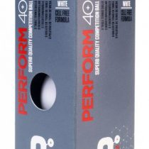 1113-2110-03 Table Tennis Ball Perform 3-star ABS 3-pack White 2