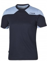 Stiga_Table_Tennis_Shirt_Nova Navy Sky