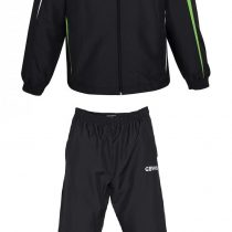 gewo_thorntons_table_tennis_tracksuit Set Pit Black Green
