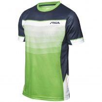 1854-3594-XX River Shirt Lime Green Navy 1
