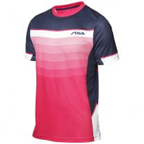 1854-3774-XX River Shirt Pink Navy 1