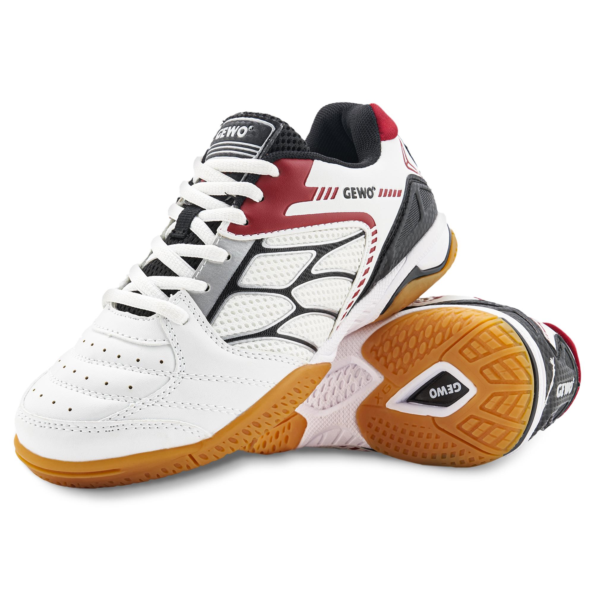 Table Tennis Footwear: Gewo Shoe Smash